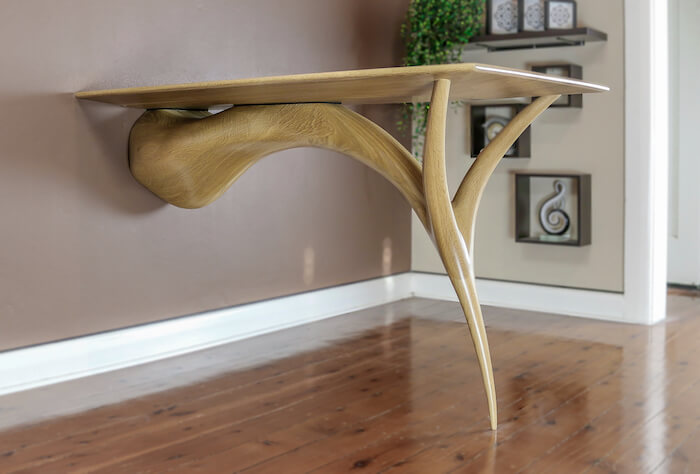 timber dining table blog